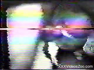 Old school video for all fans of kinky zoophiles
