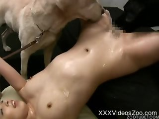 Young beauty showcasing her true talents in a JAV vid